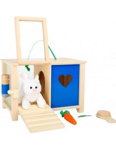Maison Clapier lapin
