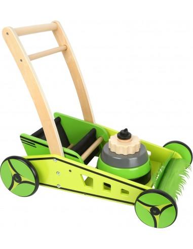 Chariot de marche en bois tondeuse à...