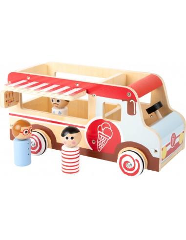 Camion du marchand de glaces