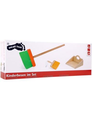 Balais pour enfant en kit