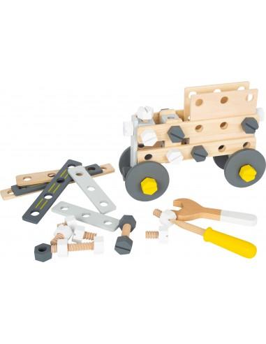 """Set de construction en bois """"Miniwob"""""""